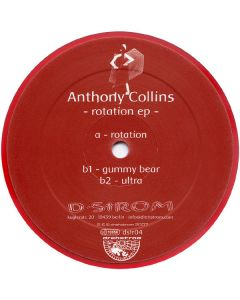 Anthony Collins - Rotation EP