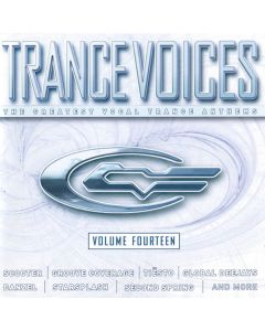 Various - Trance Voices Volume Fourteen - The Greatest Vocal Trance Anthems