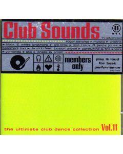 Various - Club Sounds Vol. 11