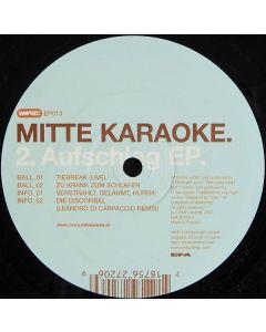 Mitte Karaoke - 2. Aufschlag EP.