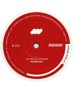 Solomun & Stimming - Feuer & Eis EP