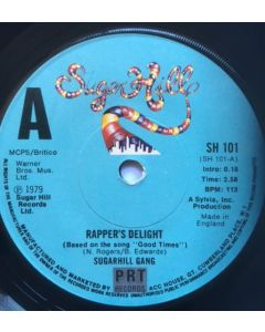 Sugarhill Gang - Rapper's Delight