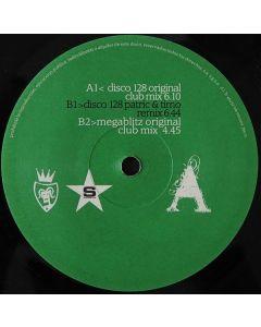 Christopher Just & Raphael Just - Disco 128 / Megablitz