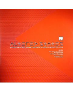 Various - Altered States (A Collection Of Deep, Minimal, Electronic & Dubby Excursions Into House) (Disc 2)