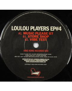 Loulou Players - Loulou Players EP#4