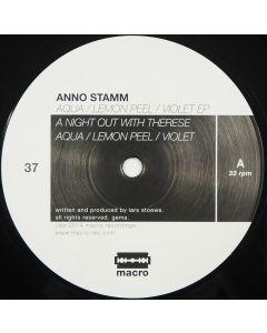 Anno Stamm - Aqua / Lemon Peel / Violet EP