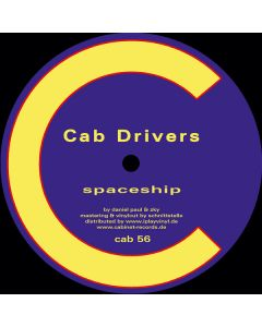Cab Drivers - Spaceship / Quotes