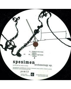 Spesimen - Archaeology EP