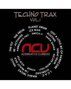 Paolo Zerletti - Techno Trax Vol. 1