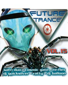 Various - Future Trance Vol.15