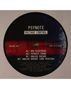 Psynote - Voltage Control